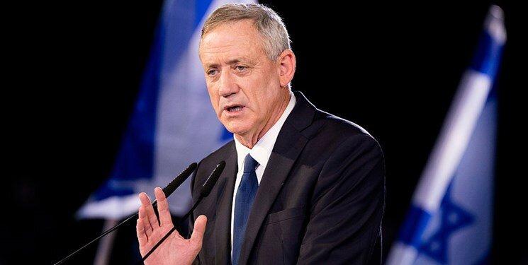 گانتس: جنگ با غزه هر لحظه ممکن است آغاز شود/آماده کمک به لبنان هستیم