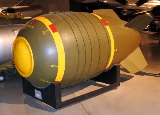 آخرین آمار از تعداد تسلیحات اتمی آمریکا و روسیه