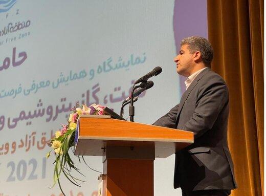 باارزشترین امتیاز ایران، نقش لجستیکی و ارتباط است