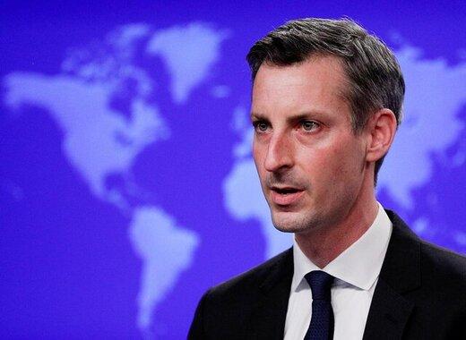 حمایت آمریکا از همکاری برجامی ایران با اتحادیه اروپا