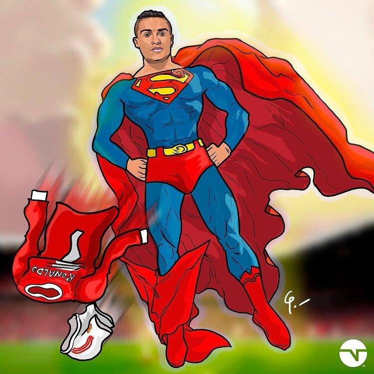 سوپرمن منچستریها رو سیلاد!