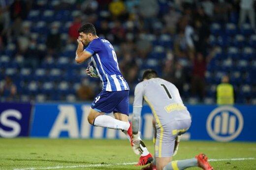 طارمی در جدال ایرانیها در پرتغال گل زد اما پورتو حذف شد