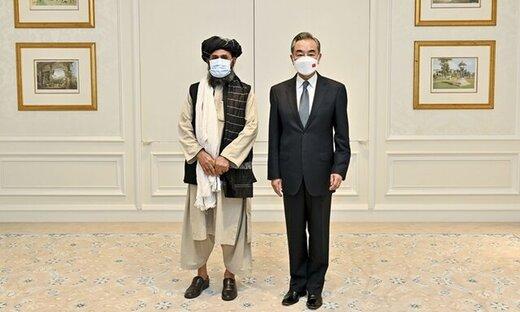 طالبان به چین قول داد